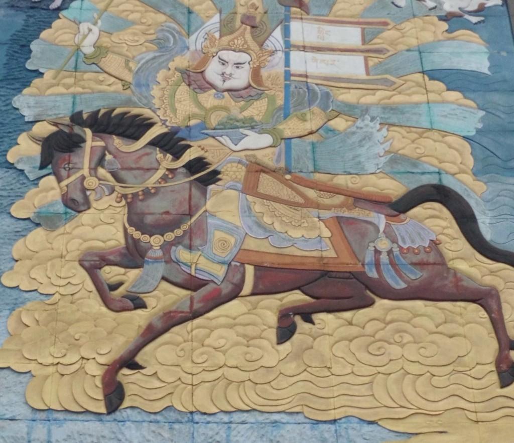Tibet Horse